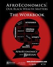 AfroEconomics: THE WORKBOOK cover image