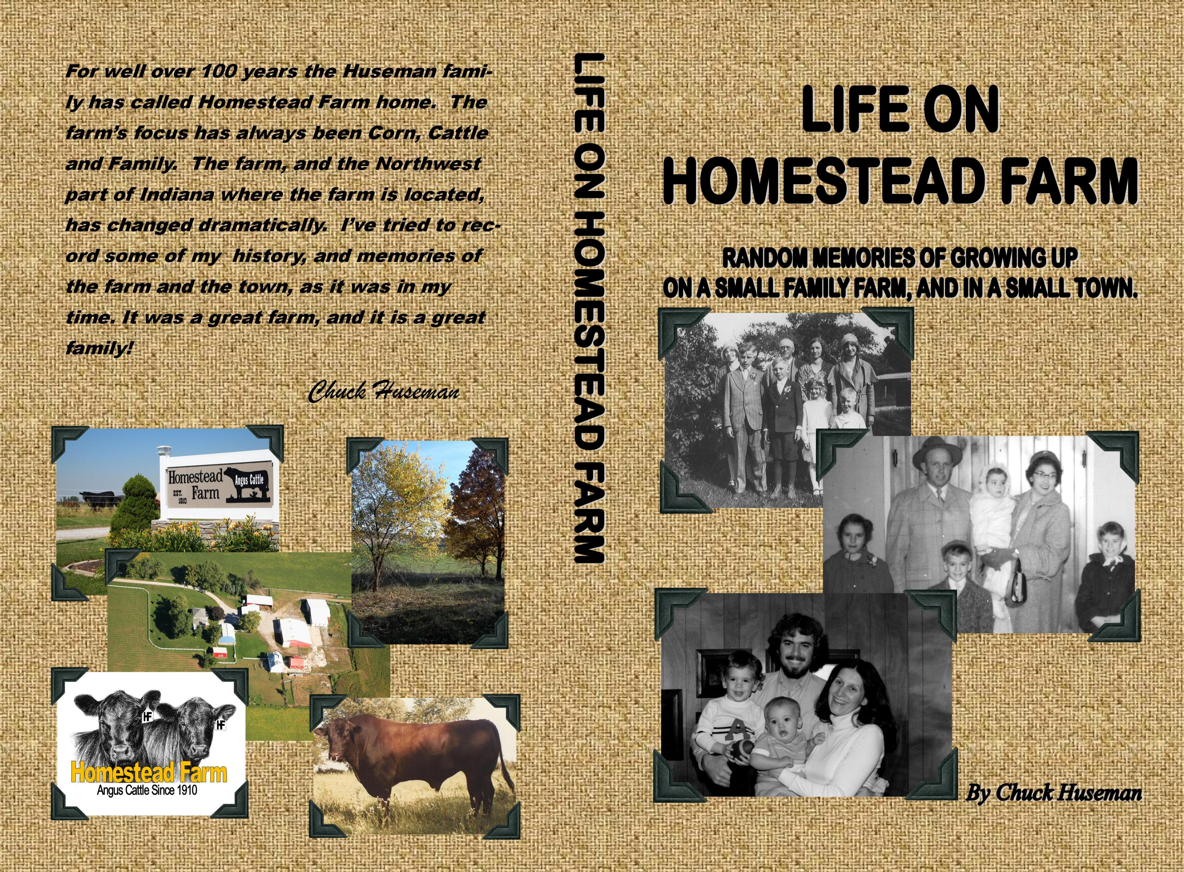 Life On Homestead Farm cover image