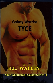 Galaxy Warrior Tyce cover image