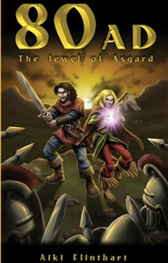80AD - The Jewel of Asgard cover image