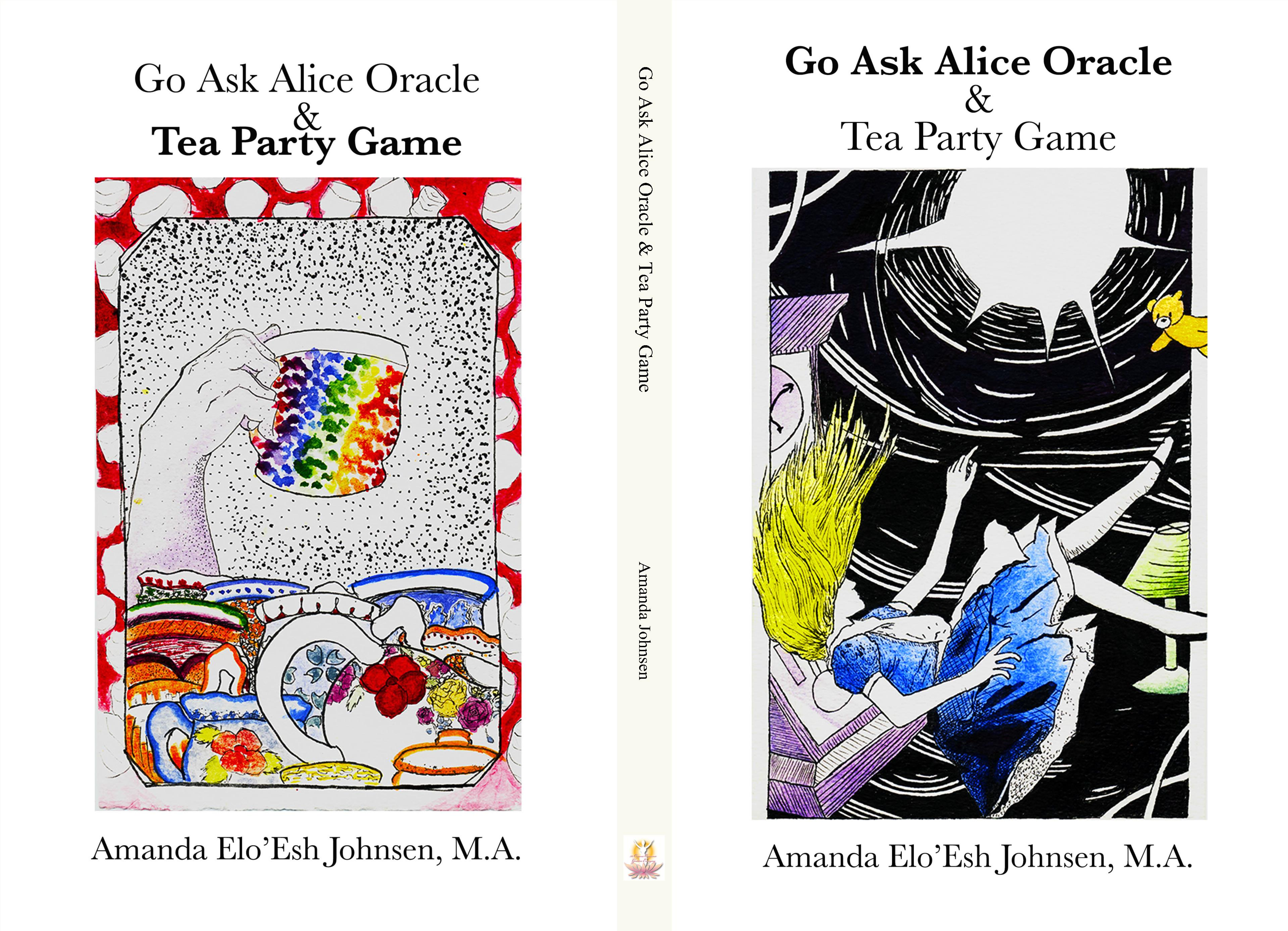 Go Ask Alice Oracle & Tea Party Game cover image