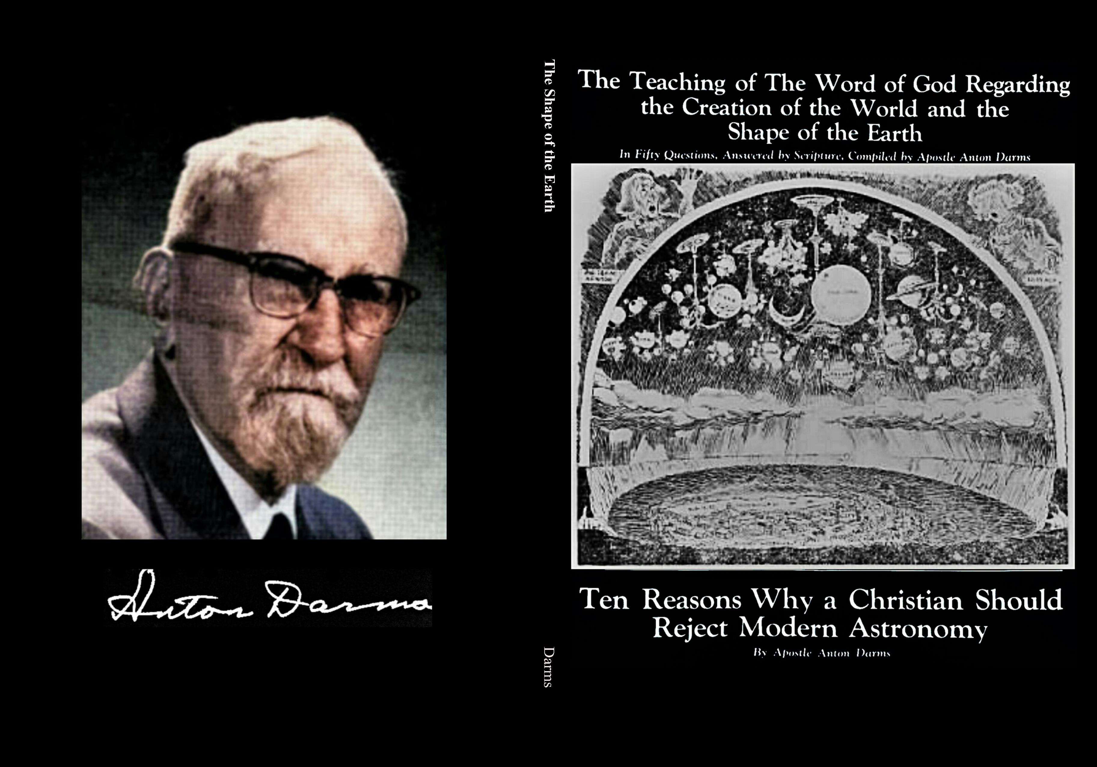 The Teaching on the Shape of the Earth: An Archival of Apostle Darms cover image
