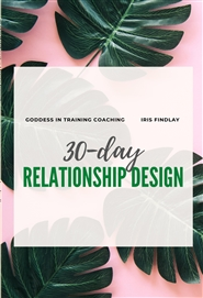 30-Day Relationship Design Journal cover image