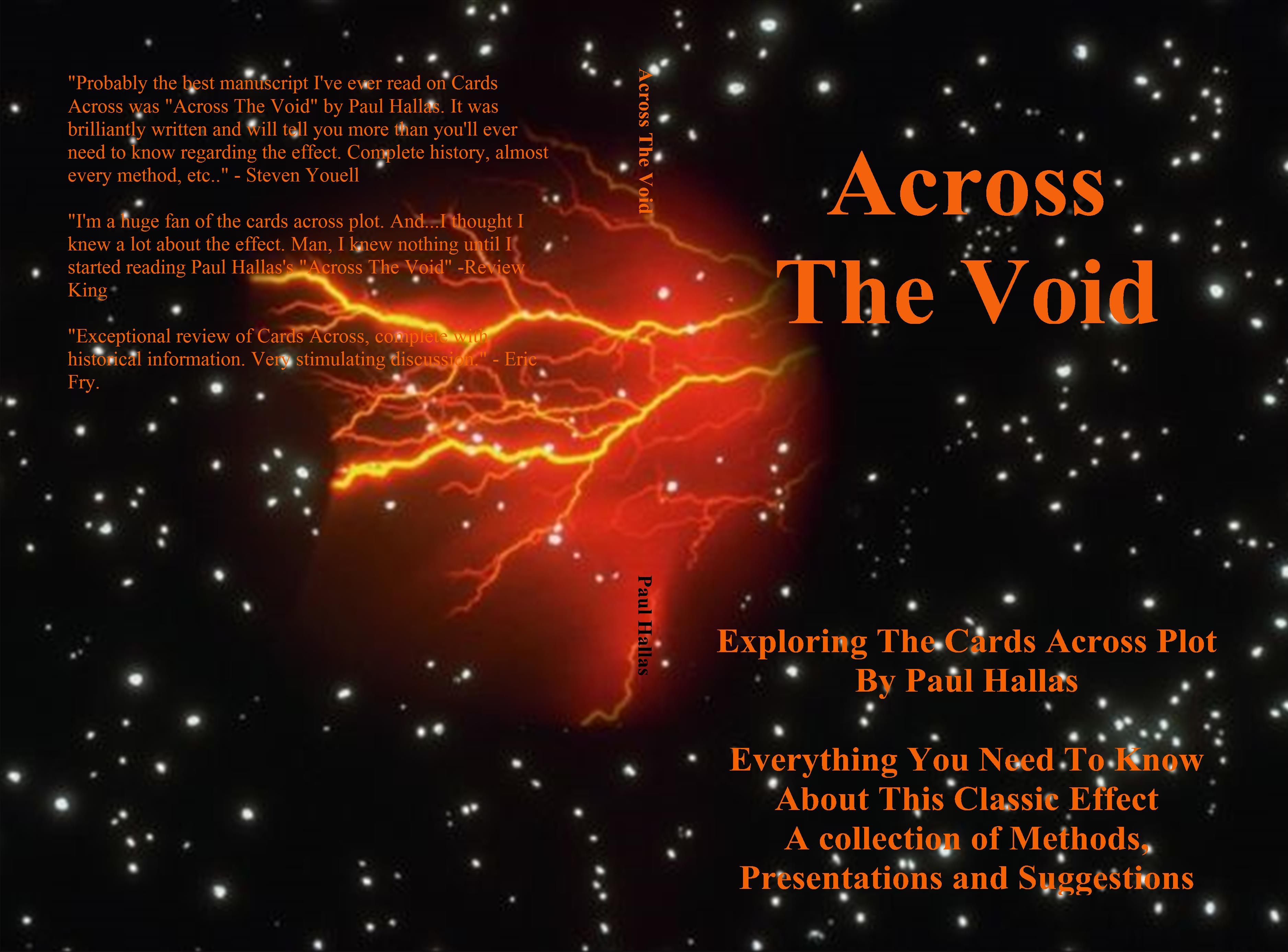 Across The Void cover image