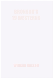 The Westerns of Charles Bronson cover image