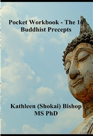 Pocket Workbook - The 16 Buddhist Precepts cover image