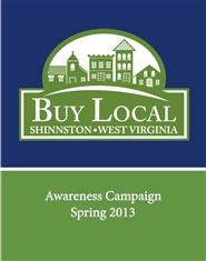 Buy Local Shinnston cover image
