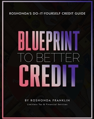 Blueprint to Better Credit  cover image