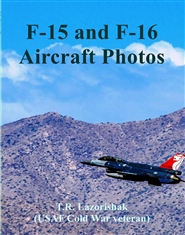 F-15 and F-16 Aircraft Photos cover image