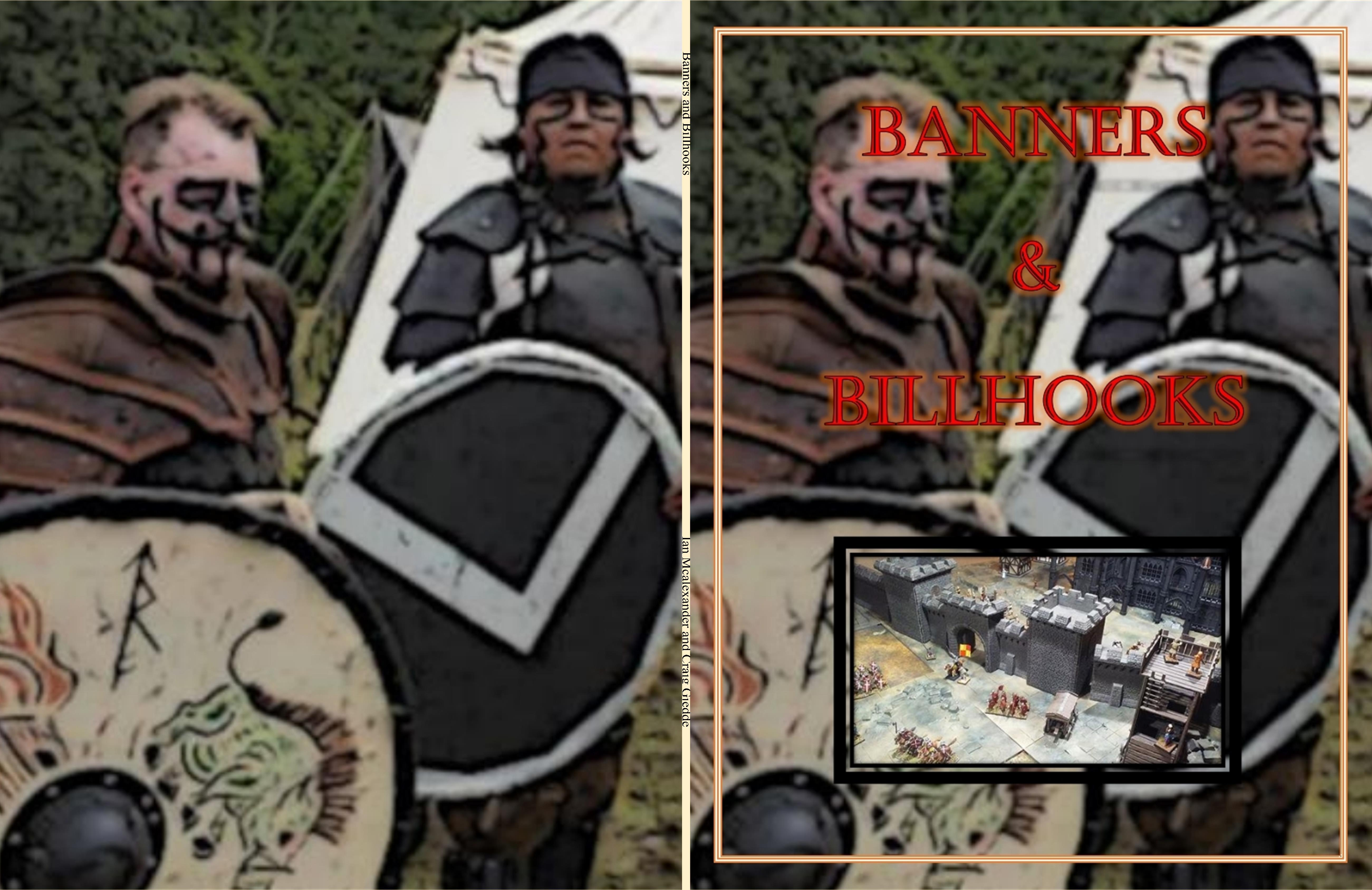 Banners and Billhooks cover image