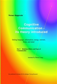 Cognitive Communication - its theory introduced cover image