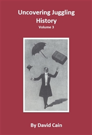 Uncovering Juggling History Volume 3 cover image