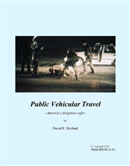 Public Vehicular Travel cover image