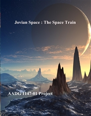 Jovian Space : The Space Train cover image