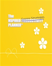 The Nspired Success Strategies Planner cover image