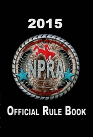 2015 NPRA Official Rule Book cover image