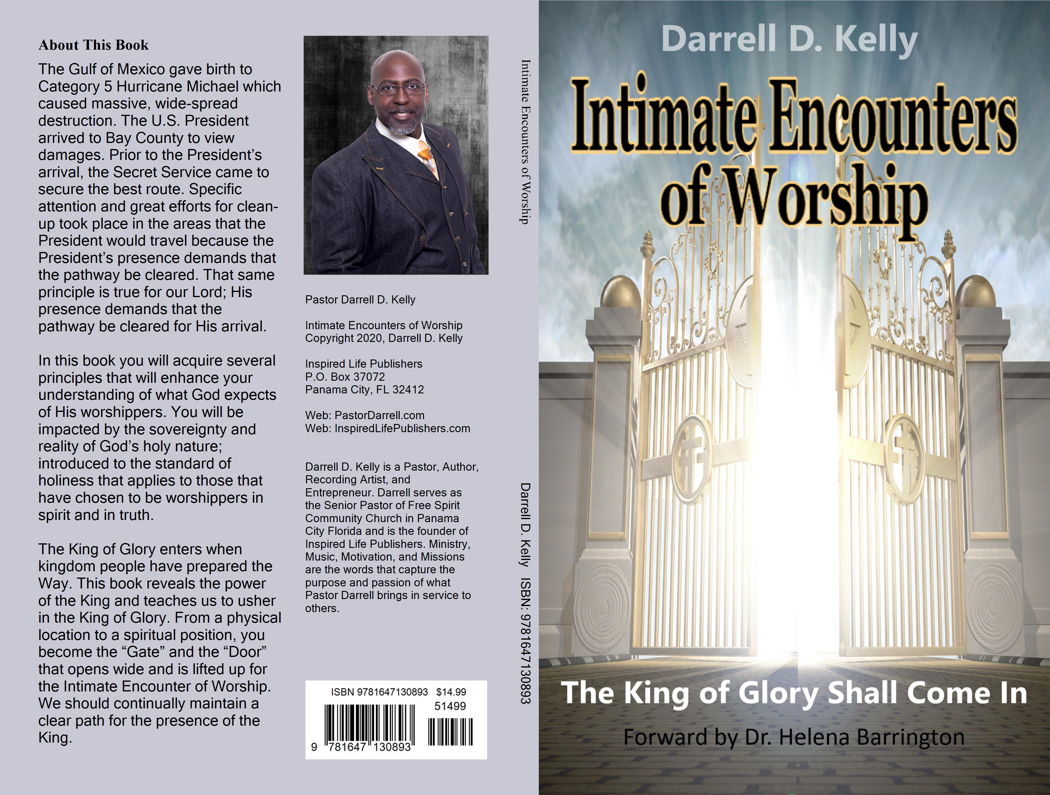 Intimate Encounters of Worship cover image