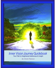 Inner Vision Journey Guidebook & Journal cover image