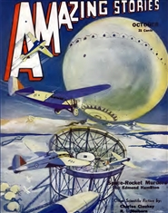 Amazing Stories 1932 October cover image