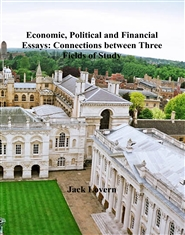 Economic, Political and Financial Essays: Connections between Three Fields of Study cover image