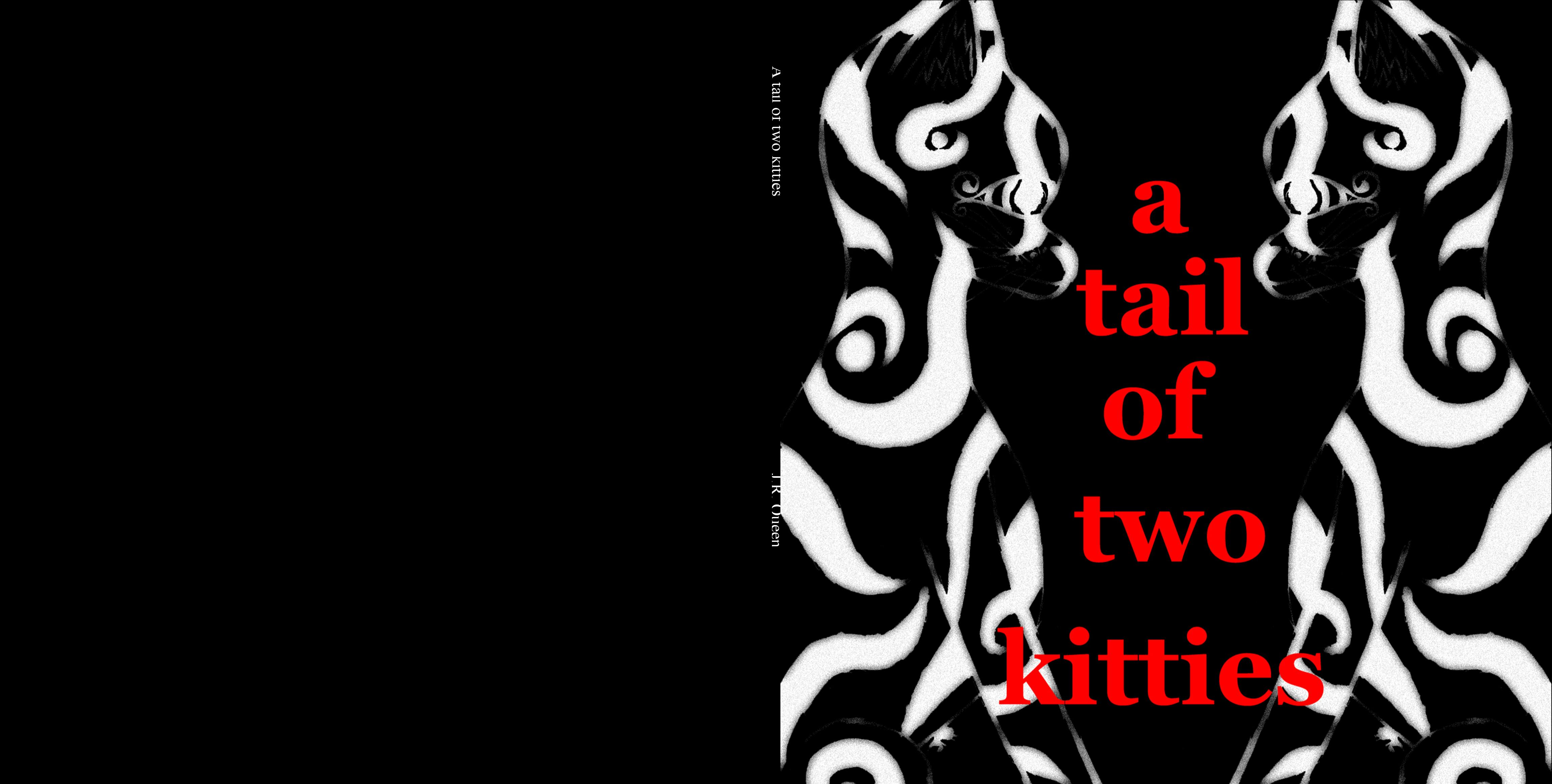 A tail of two kitties cover image