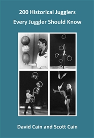 200 Historical Jugglers Every Juggler Should Know cover image
