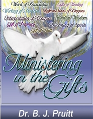 Ministering in the Gifts cover image