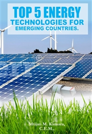 Top 5 Energy Technologies for Emerging Countries cover image