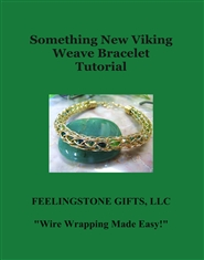 Something New Viking Weave Bracelet Tutorial cover image