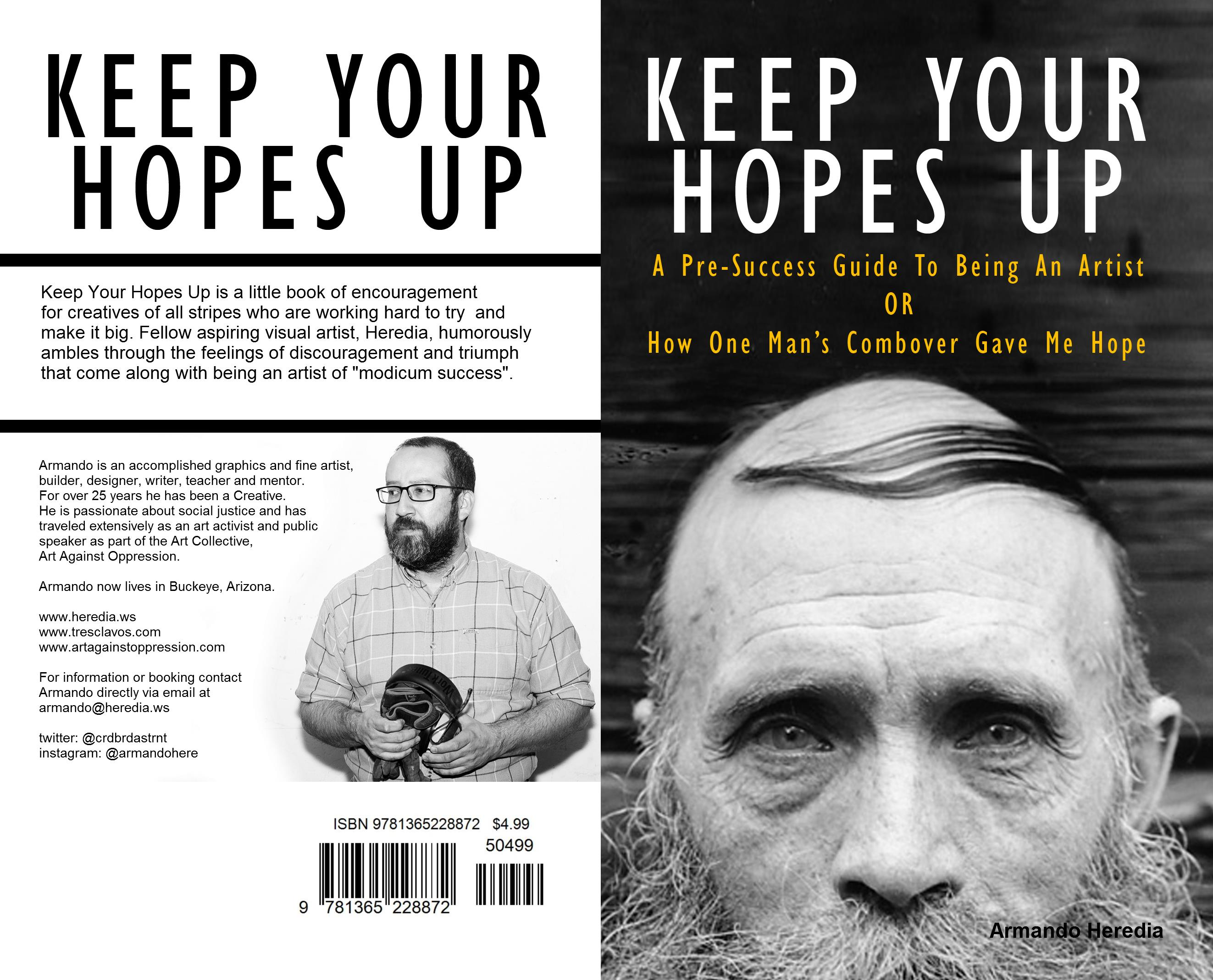 Keep Your Hopes Up cover image