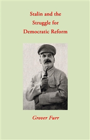 Stalin and the Struggle for Democratic Reform cover image