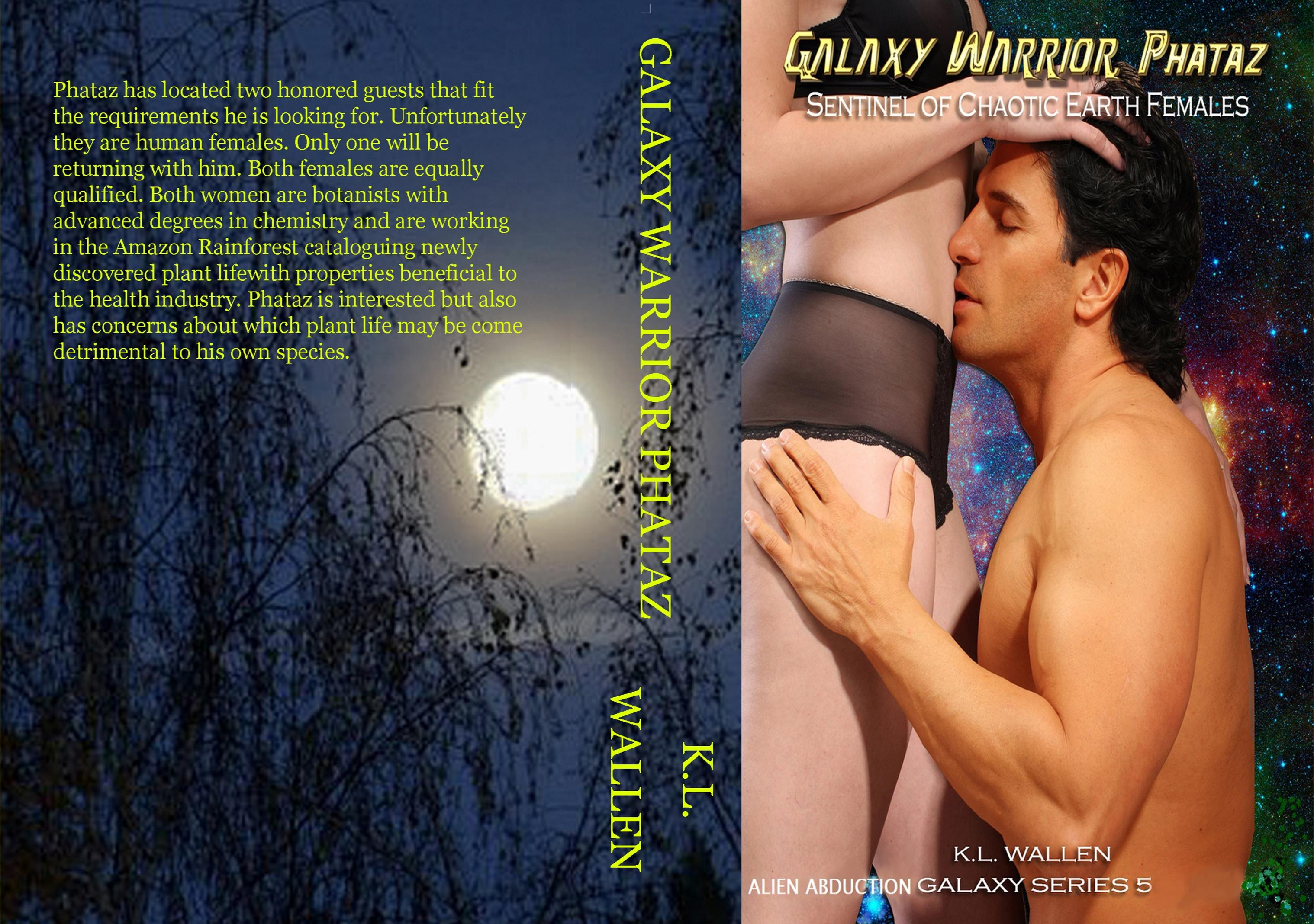 Galaxy Warrior Phataz cover image