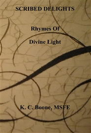 SCRIBED DELIGHTS Rhymes Of Divine Light cover image