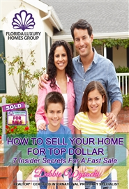 6x9_How to Sell Your Home for Top Dollar 7 Insider Secrets for a Fast Sale cover image
