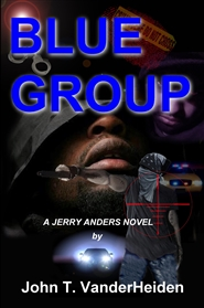 BLUE GROUP - A Jerry Anders Novel cover image