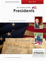 44 United States Presidents - D