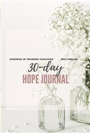 30-Day Hope Journal cover image