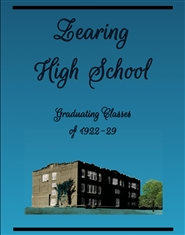 Zearing High School 1922-1929 cover image