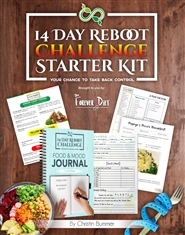 14 Day Reboot Challenge Starter Kit cover image
