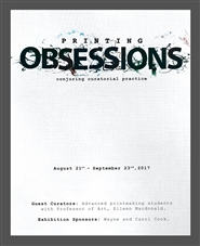 Printing Obsessions: Conjuring Curatorial Practice cover image