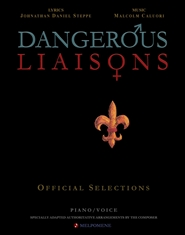 Dangerous Liaisons - Official Selections (Piano/Voice) cover image