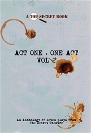 ACT ONE : ONE ACT VOL 2 cover image