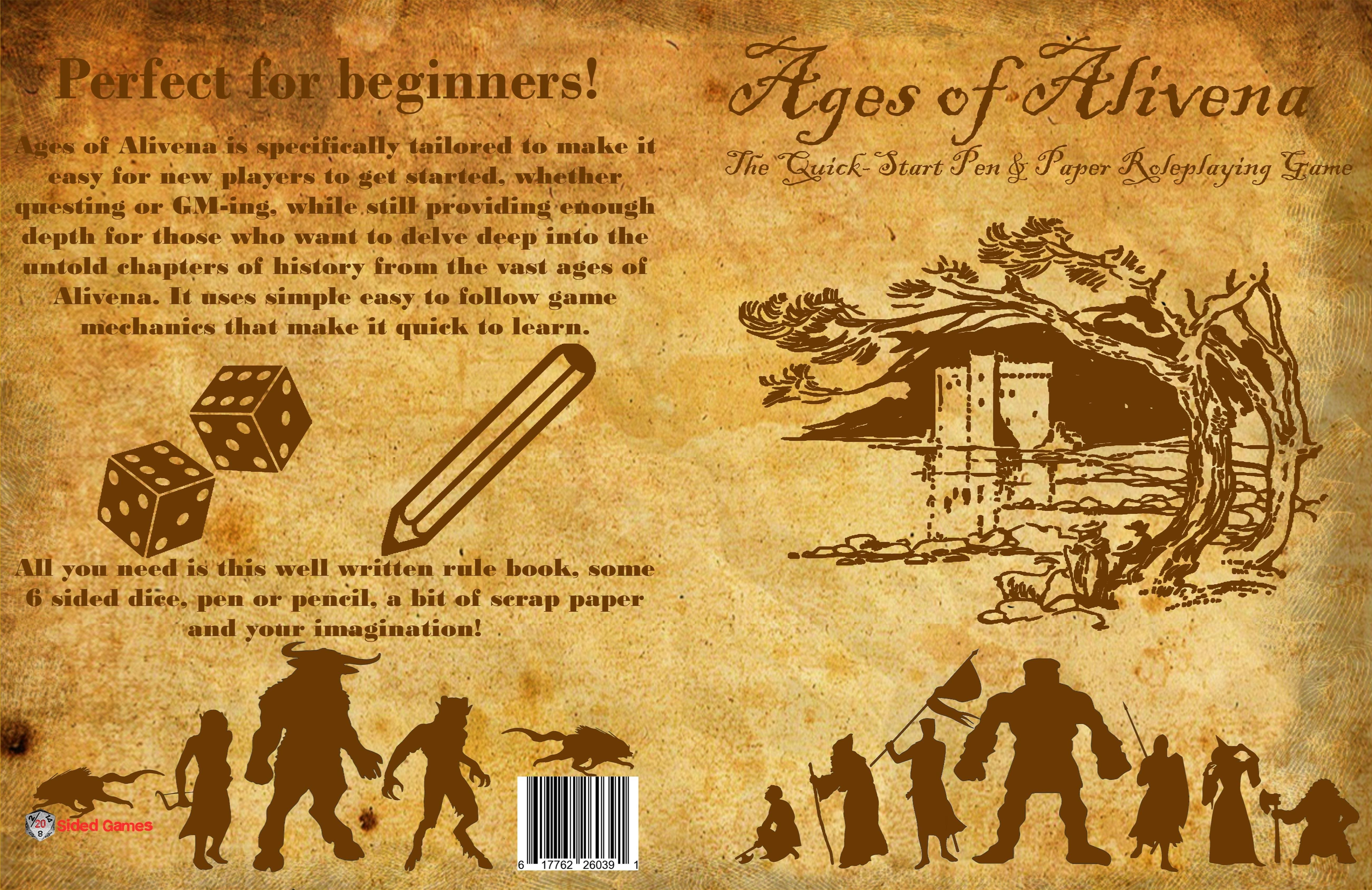 Ages of Alivena cover image