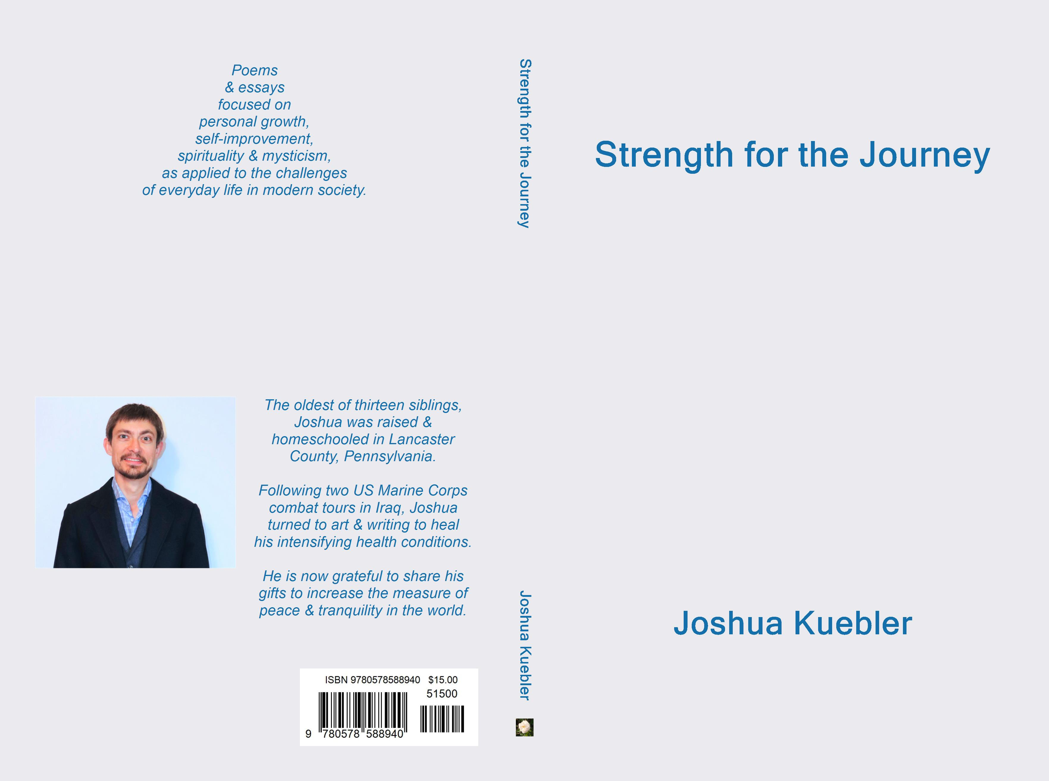 Strength for the Journey: Mystical Poetry & Spiritual Essays cover image