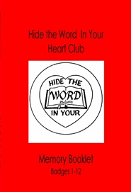 HWH Scripture Review Book cover image
