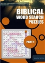 Biblical Word Search Puzzles - Part 1 cover image