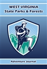 West Virginia State Parks Adventure Journal (Female Hiker Cover) cover image