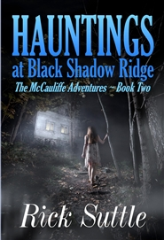 Hauntings at Black Shadow Ridge cover image