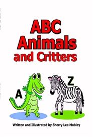 ABC Animals and Critters cover image