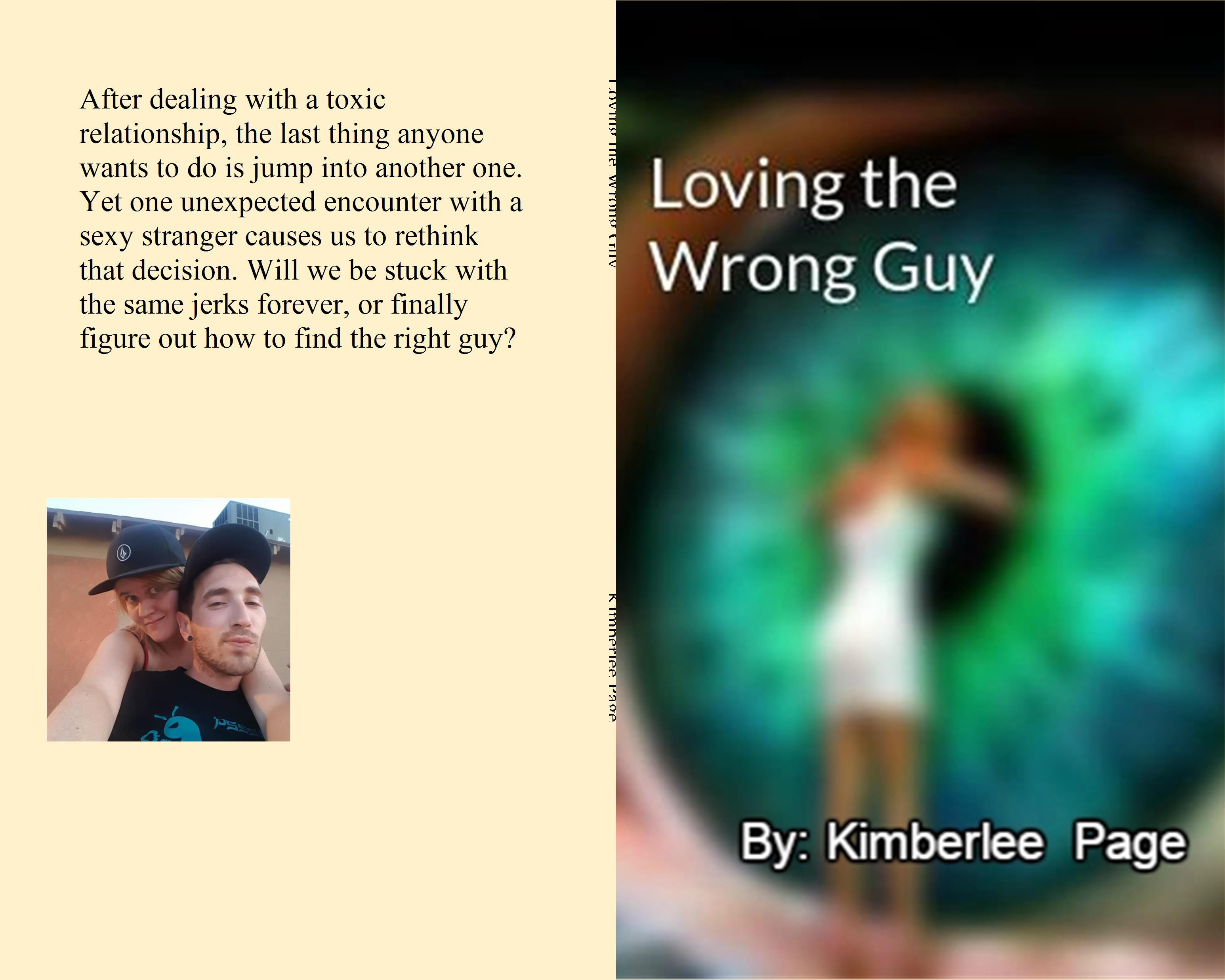 Loving the Wrong Guy cover image